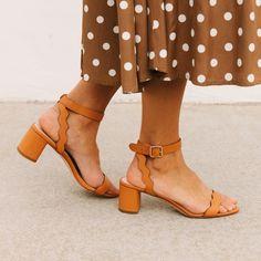 Emi Block Heel Sandal