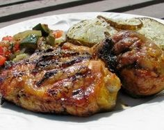 Oven-Fried Chicken - Bisquick Recipe - Recipezazz.com Fried Chicken Legs, Crispy Chicken, Grilled Chicken, Tanzanian Recipe, Bisquick Recipes, Home Meals, Fries In The Oven, Kenyan Recipes, Ethnic Recipes