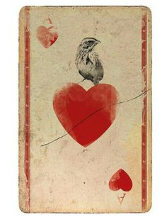 R Charnisky- This picture represents estella because her and pip played cards the first time that they met in Miss. Havisham's house. Also it represents her becuase this card is rough looking and Estella has a very rough personality.