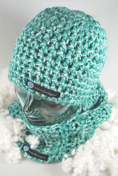 kuschelige Mütze - auf Wunsch mit passendem Schal...