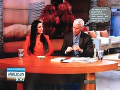 KYLE RICHARDS:  Kyle On Anderson Talkin' About Season Three of the Real Housewives of Beverly Hills... VIDEO