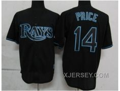 http://www.xjersey.com/discount-mlb-tampa-bay-rays-14-price-black-fashion.html DISCOUNT MLB TAMPA BAY RAYS #14 PRICE BLACK FASHION Only 32.17€ , Free Shipping!