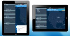 2012 American Airlines Apps by Dan Ferguson, via Behance