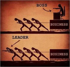 Distinction of roles... there's a difference