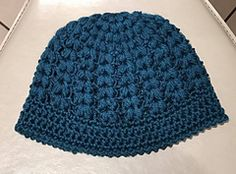 Ravelry: Tealy Puff Hat pattern by Grace Israa Penny