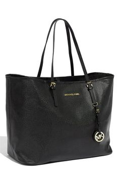 MICHAEL Michael Kors 'Medium Travel' Tote available at #Nordstrom
