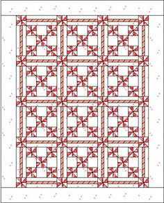 candy cane quilt | ... Twist© « Toadally Quilts – Quilt Patterns, Quilt Info, and more