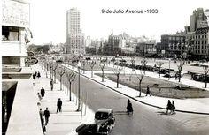 9 de Julio Ave - Buenos Aires - 1933