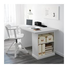 KLIMPEN Table - white - IKEA
