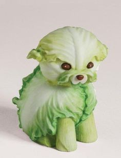 Cabbage patch puppy