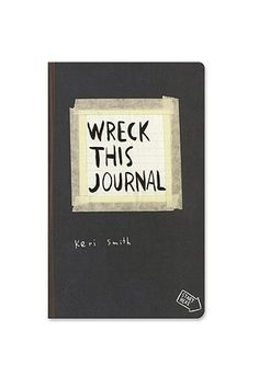 """Wreck This Journal"" Buch - Urban Outfitters"