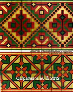 МОЯ ВИШИВАНКА: Узори гуцулів. Гуцульські орнаменти. Гуцульська вишивка від Галини Михайлюк