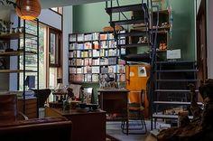 東京・神奈川で過ごす大人な休日。読書をしたいカフェ&喫茶店 MERY [メリー]