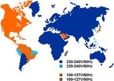 Elektrische systemen - Wikitravel