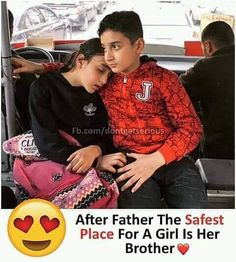 Brother And Sister Relationship, Sister Day, Her Brother, Siblings Funny, Siblings Goals, Best Brother Quotes, Happy Brothers Day, Love Fight, Nicole Garcia