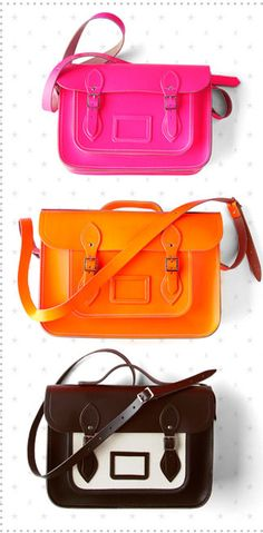 More and more Satchels! Satchel Bag, Satchel Handbags, Back To The 80's, Sports Luxe, Satchels, Passion For Fashion, Aurora, Fashion Ideas, Candy