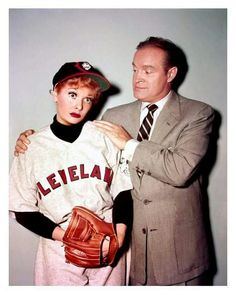 Cleveland Indians Lucy
