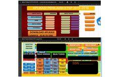 Download Gratis Aplikasi Penilaian Kurikulum KTSP Jenjang SD Fitur Raport sementara format Excel (xls xlsm) yang bisa digunakan sebagai acuan perbandingan atau referensi dalam menyusun nilai siswa dan siswi di sekolah.  Aplikasi syarat dengan formula atau rumus yang memudahkan anda dalam menggunakannya seperti halnya file yang dibagikan kali ini Apalagi dengan dihilangkannya password sehingga anda leluasa dalam menambahkan atau mengurangi sesuai kebuthkan yang anda inginkan. File ini…