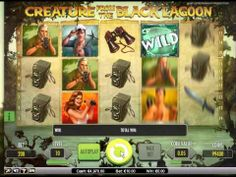 Creature from the Black Lagoon FREE No Download Casino GAME ♥ Also check out our site under 'Play 400 Free Casino Games with no download and no registration' ♥