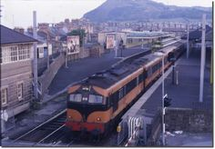 001 class Bray Co. British Rail, Locomotive, Buses, Dublin, Trains, Diesel, Transportation, Irish, Electric