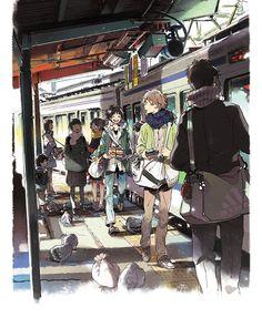 Manga Art, Anime Art, Tailgate Outfit, Otaku Mode, Aesthetic Images, Cute Gay, Manga Comics, Pretty Art, Doujinshi