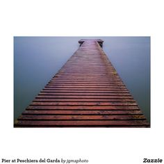 Pier AT Peschiera of the Garda Acrylic Print - winter gifts style special unique gift ideas Wood Wall Art, Wall Art Decor, Lake Art, Artwork Pictures, Wood Gifts, Wood Print, Poster Prints, Outdoor Decor, Gift Ideas