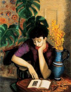 Geza Voros (1897-1957). Hungarian Artist ~ Blog of an Art Admirer