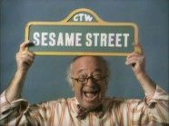 Mr. Hooper! I cried my eyes out when they told big bird he died...heartbroken <3