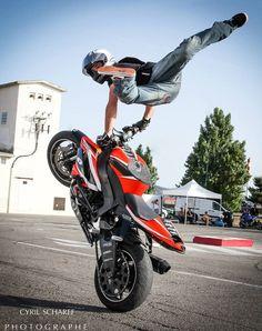 stuntrider Blade