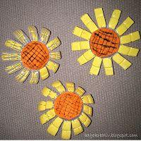Sunflower from yoghurt bottle Sunflowers, Bottles, Marvel, Sunflower Seeds