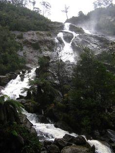 Un essentiel en Tasmanie : St Columba Falls (via le guide pour voyageurs à petit budget)
