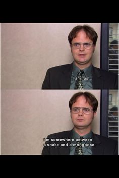 The Office - Dwight Schrute Best Tv Shows, Best Shows Ever, Dundee, Dwight Schrute Quotes, Best Dwight Quotes, The Office Show, The Office Dwight, Office Tv, Movies