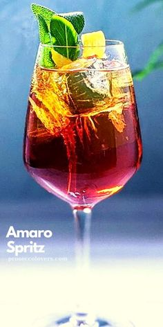For all you amaro lovers, here's an idea for your weekend. Have you tried an amaro spritz? I liked this so much it kind of made me want to run through my entire amaro shelf, trying them all this way.⁣⁣ #Prosecco #Proseccococktails #Proseccodrinks #Proseccotime #Drinks #Cocktails #CocktailHour #CocktailOfTheDay #Craftcocktails #Proseccolovers #Winelovers #Masterofmixes #Barista #Champagnelover #DeliciousDrinks #Wine #Wineoclock #Mixology White Wine, Red Wine, Prosecco Cocktails, Wine O Clock, Craft Cocktails, Barista, Yummy Drinks, Cocktail Recipes, Wine Glass