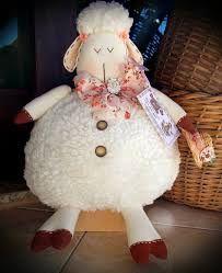 Resultado de imagem para ovelhas de tecido