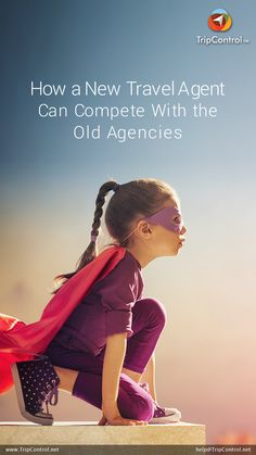 How a New Travel Agent Can Compete With the Old Agencies..!!  Since the day the travel business has gone online, a few big players have started dominating the market. You simply can't think of beating them. These giants spend millions on marketing and advertising and offer the rates that simply new entrants can't match..