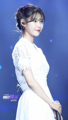 Any hairstyle suits her as well Korean Actresses, Korean Actors, Korean Beauty, Asian Beauty, Korean Celebrities, Celebs, Korean Girl, Asian Girl, Iu Fashion