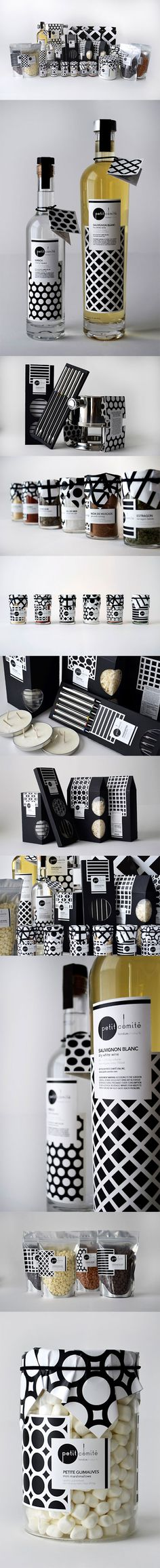 Petit Comité Packaging of the World PD