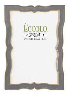 $27 Eccolo Enamel Frame, 5 by 7-Inch, Alhambra Gray Eccolo http://www.amazon.com/dp/B00M3DI7B6/ref=cm_sw_r_pi_dp_1ej7wb0KZV1TB