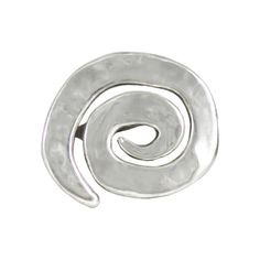 This Spiral ring was created to pass on this ubiquitous symbol of vital force. This force led us to create a wonderful jewel, a ring that will impress and become your only choice. Silver Dimensions: x