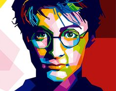 """Check out new work on my @Behance portfolio: """"Harry Potter"""" http://be.net/gallery/31248895/Harry-Potter"""