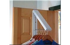 Cabideiro Desmontável para Porta Branco - Arrow Hanger