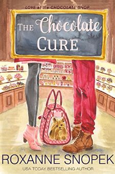 The Chocolate Cure (Love at the Chocolate Shop, Book 4)