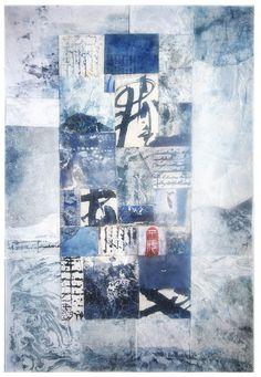"""""""Trossejad"""" Collage de Regine Sahmel"""