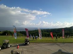 """Day 3 of the 2013 Jamaica Invitational Pro-Amm """"Annie's Revenge"""" in Montego Bay"""
