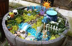 Check this creative design of fairy garden design ideas1 with resolution 1600x1027 and filesize 567 kb in category Garden uploaded by Violet at 2014-08-16.