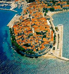 Croatia, KORČULA- for those who never heard the famous MARKO POLO was born in that island