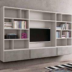 Italian Design 'A' TV Unit by Morassutti