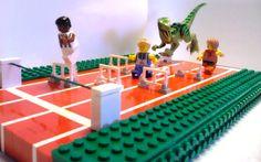 Run, run, run! (by Nagy István) #LEGO #Dino