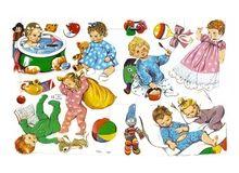 Poezieplaatjes Baby 1537 -De Oude Speelkamer