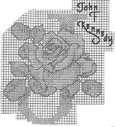 Solo Patrones Punto Cruz (pág. 299) | Aprender manualidades es facilisimo.com 11